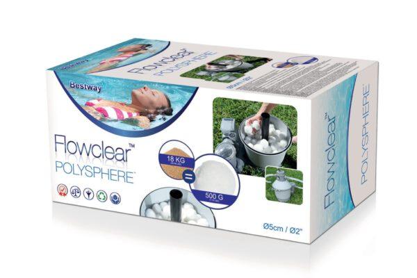 BESTWAY Flowclear polyshere verpakking
