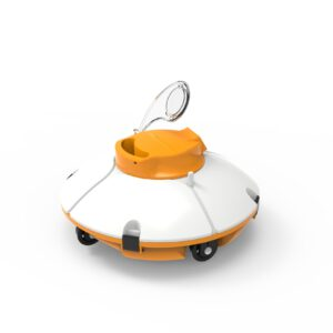Winny robot bodemstofzuiger Frisbee