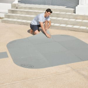 Lay-z-spa floor protector