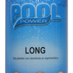 Pool power long 200gr. 1kg.