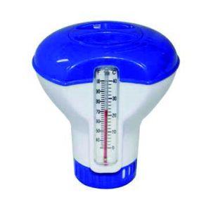 Chloordrijver klein+thermometer